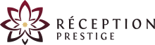 Réception Prestige Logo